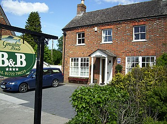 Grayling House B&B, Stoford